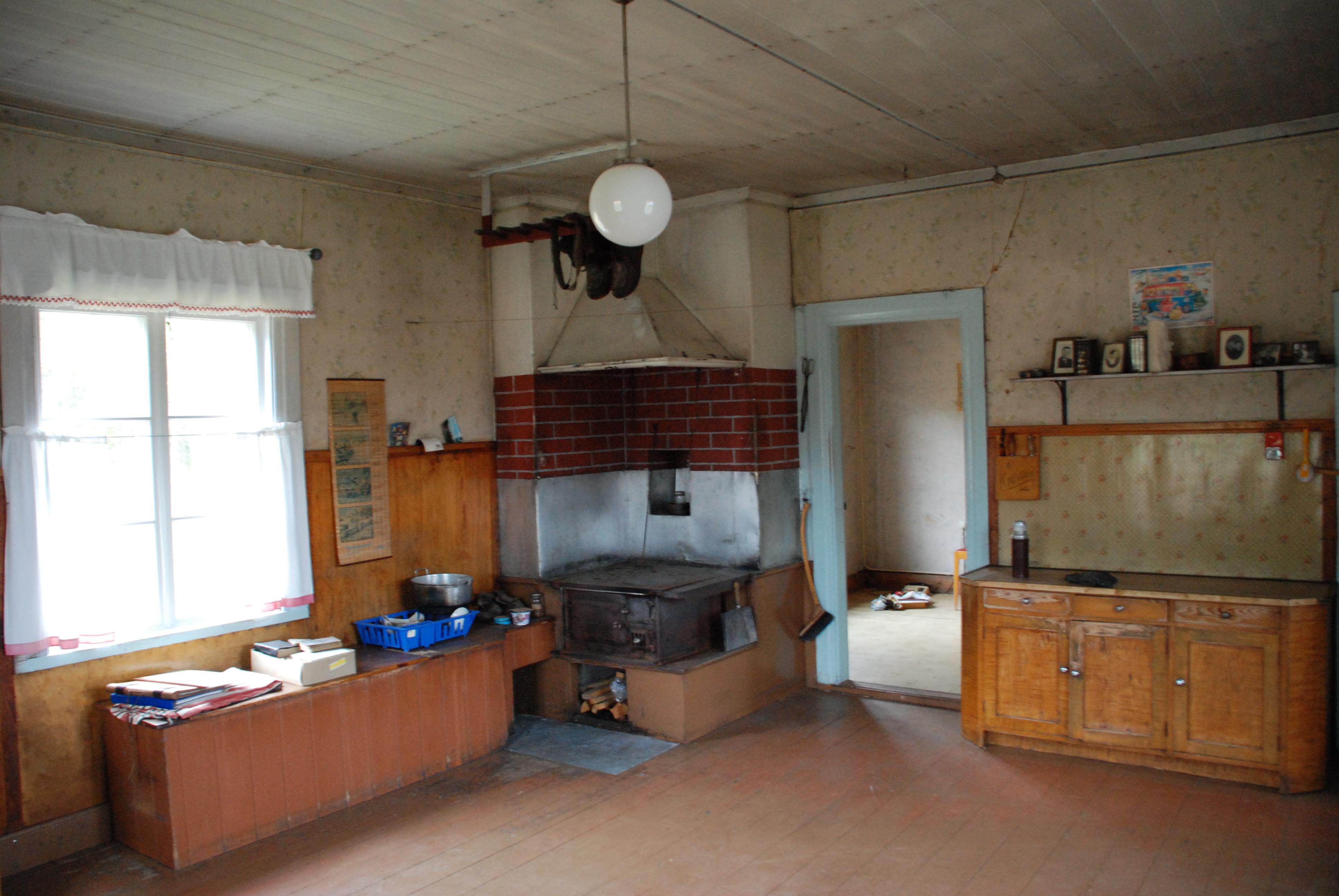 Modernt Kok I Gammalt Hus : modernt kok i gammalt hus  Kok i gamla hus Bygga bo o karleriks