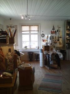Byggnadsvårdsbutik i Piteå