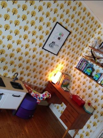 Skrivbordshörnan